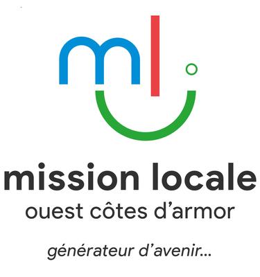 Logo Mission Locale Ouest Côtes d'Armor