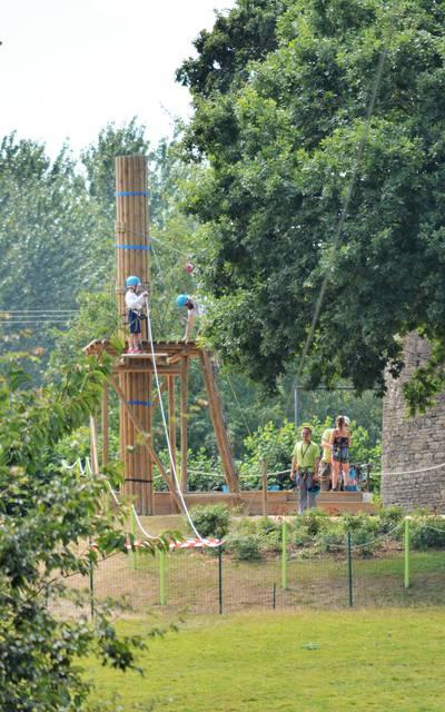Armoripark, le parc de loisirs en famille en Côtes d'Armor © Stéphanie Dabernat