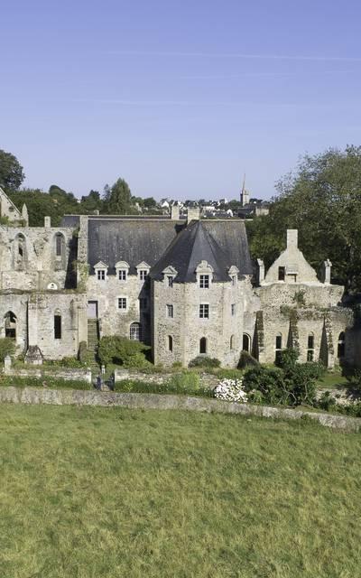 Abbaye de Beauport ©Jean-Philippe Meriglier