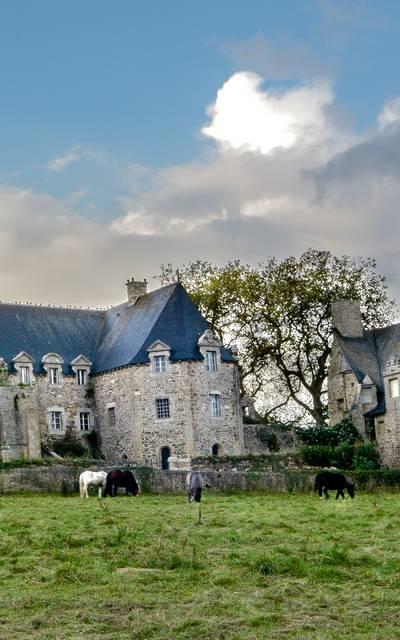 Abbaye de Beauport ©N. Brian