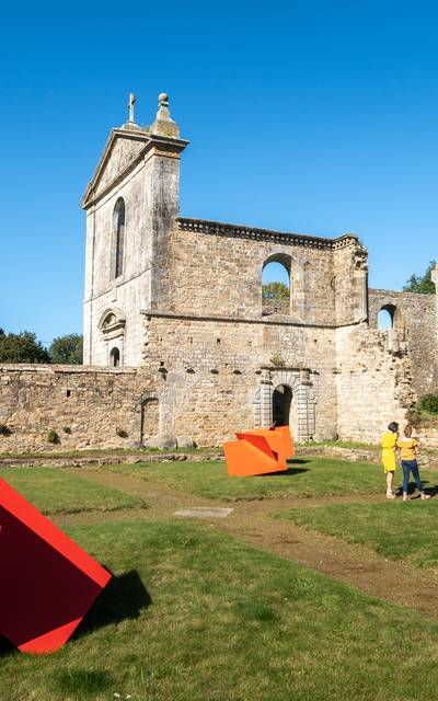 Abbaye de Coat Mallouen