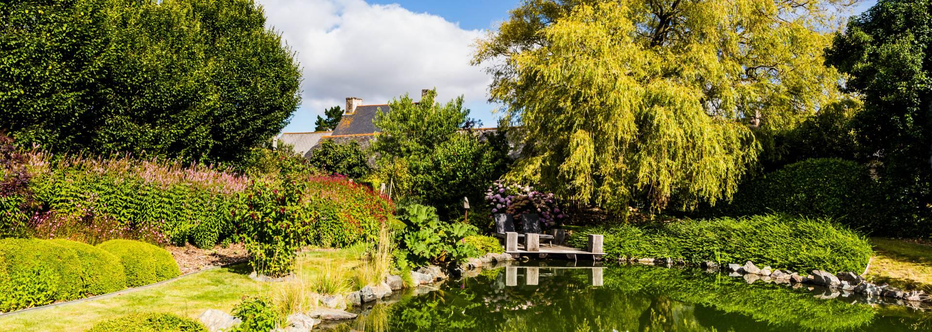 Jardins de Kerfouler ©L'Oeil de Paco