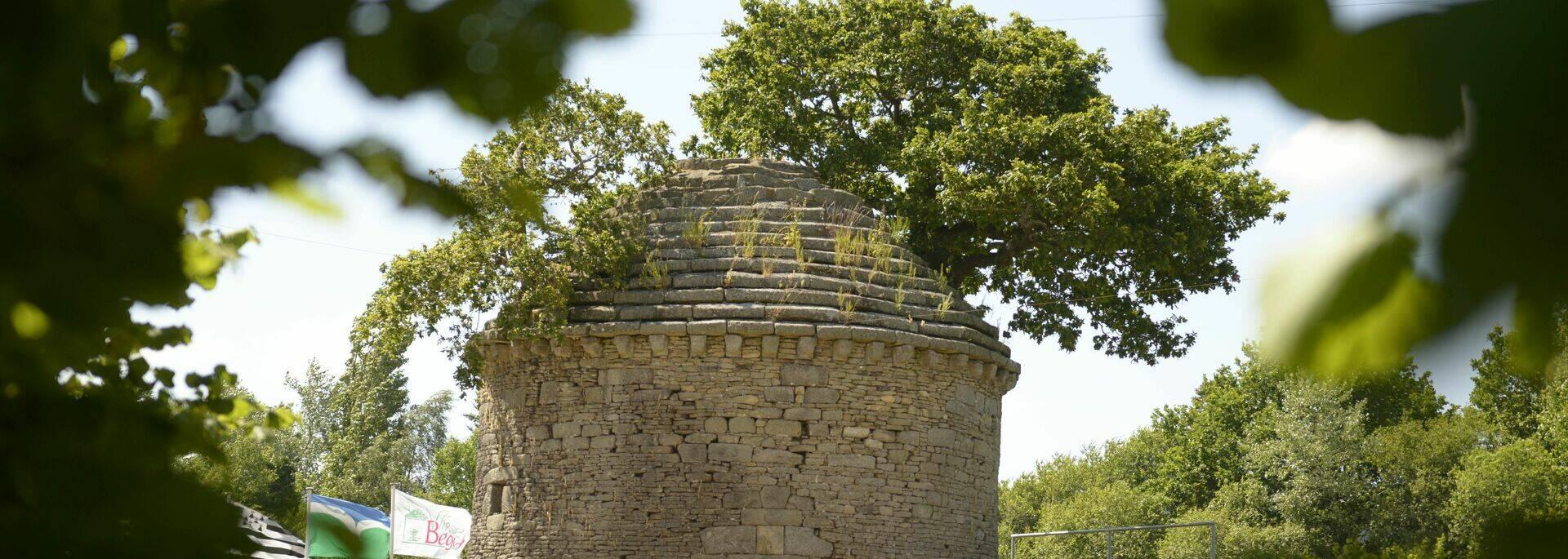 Crédit photo Armoripark - Colombier de Kernandour - Bégard - Parc de Loisirs