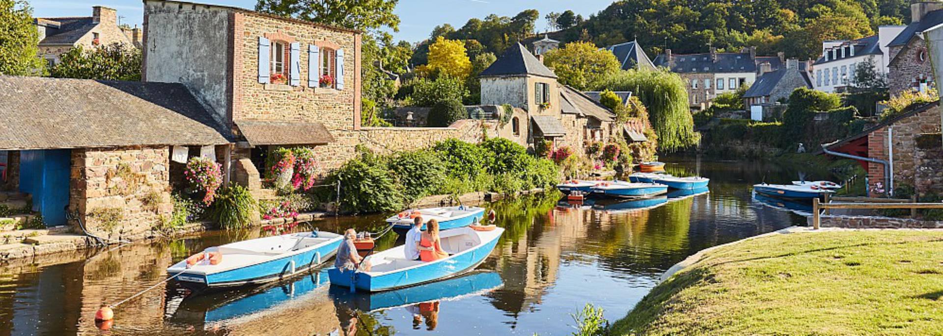 Promenades en barques à Pontrieux ©Lamoureux Alexandre