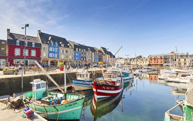 Guided visit in the heart of the seafaring town of Paimpol©Alexandre-Lamoureux