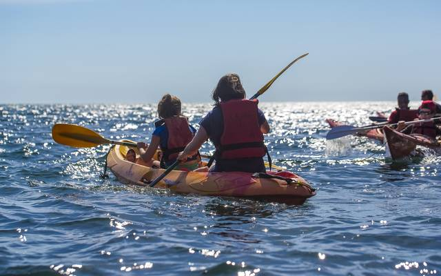 Kayak de mer ©Y. Derennes