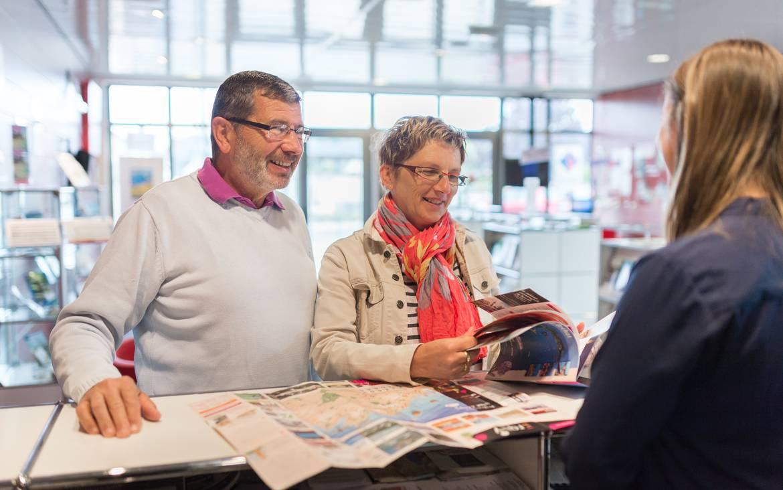 La Démarche Qualité à l'Office de Tourisme ©E. Berthier