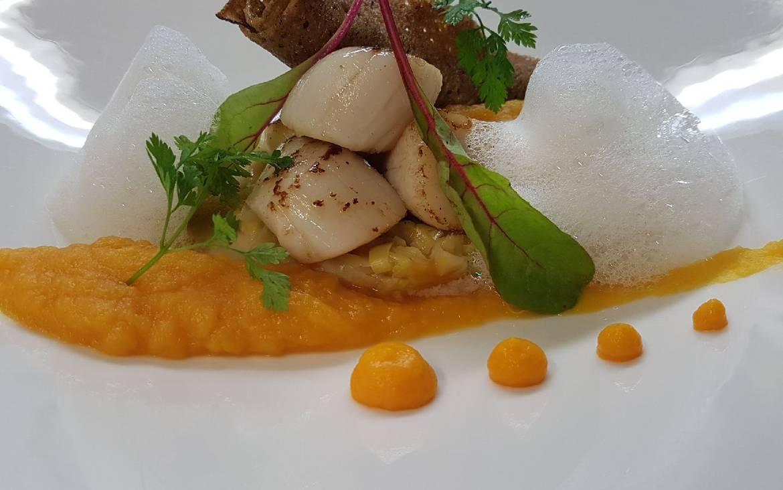 Gastronomie © Hôtel de la Marne