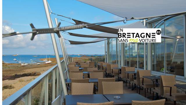 Les Terrasses de Bréhat ©Terrasses de Bréhat