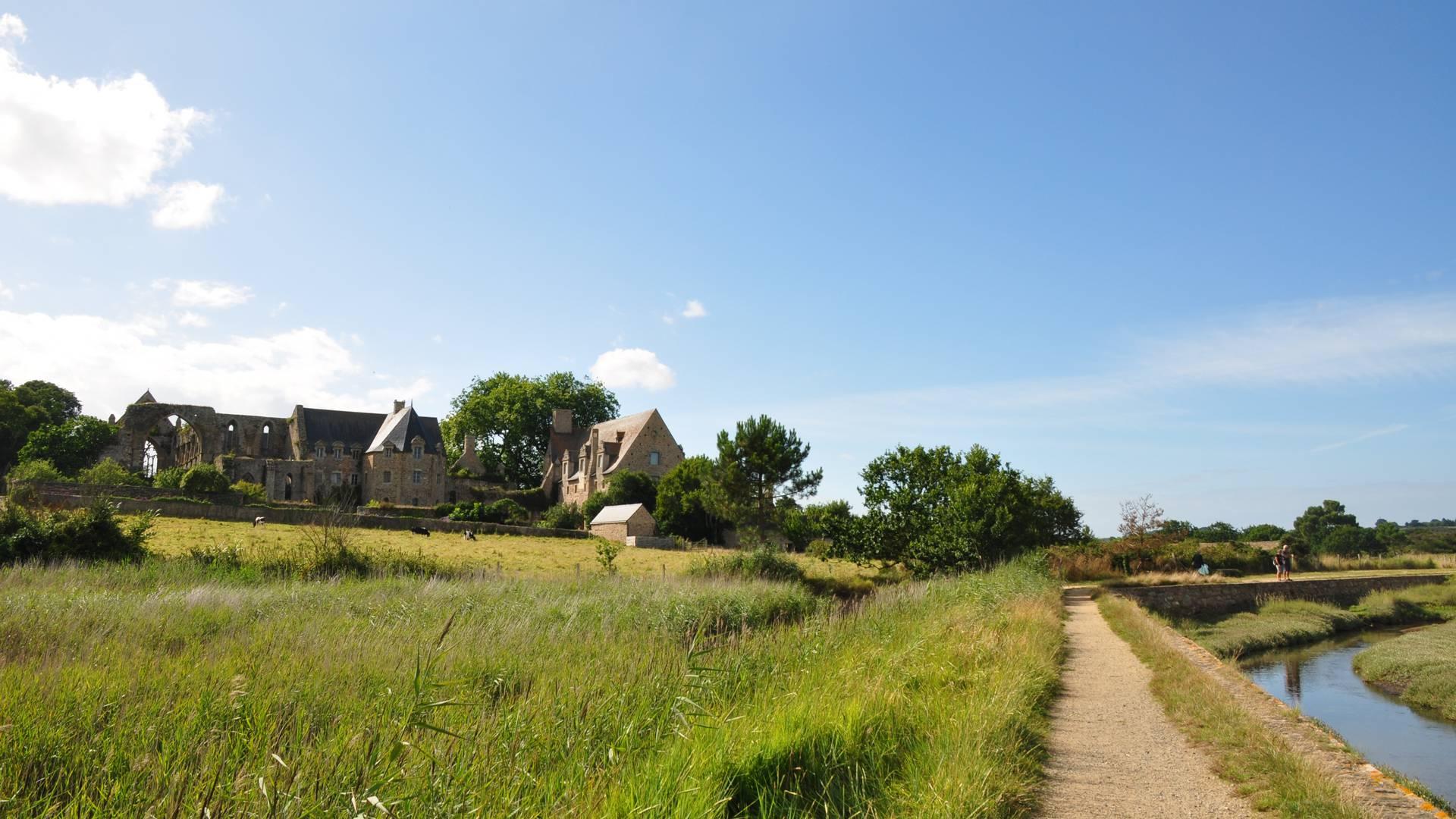 Abbaye de Beauport ©Abbaye de Beauport