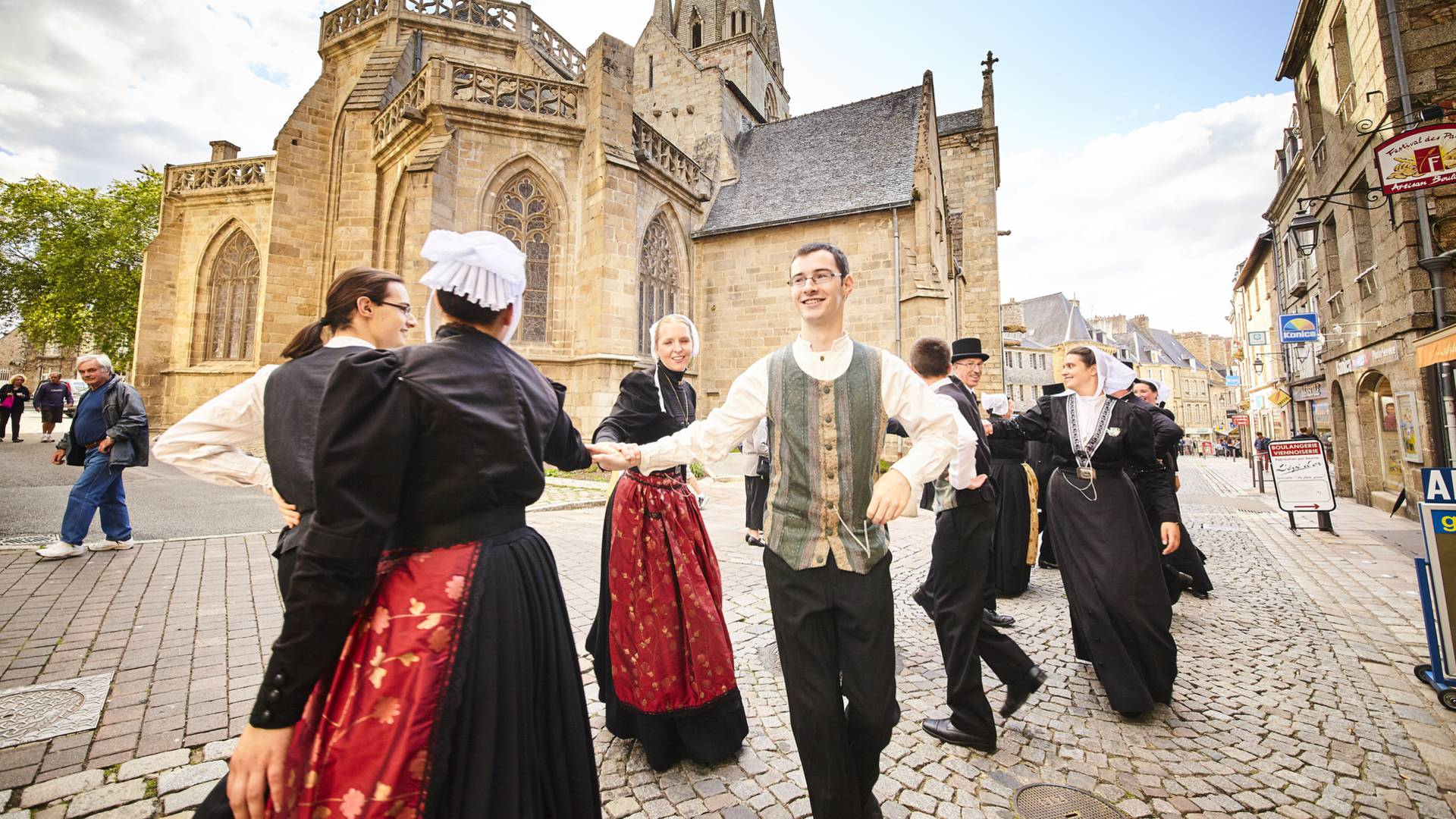 Festival de la St Loup à Guingamp ©A. Lamoureux