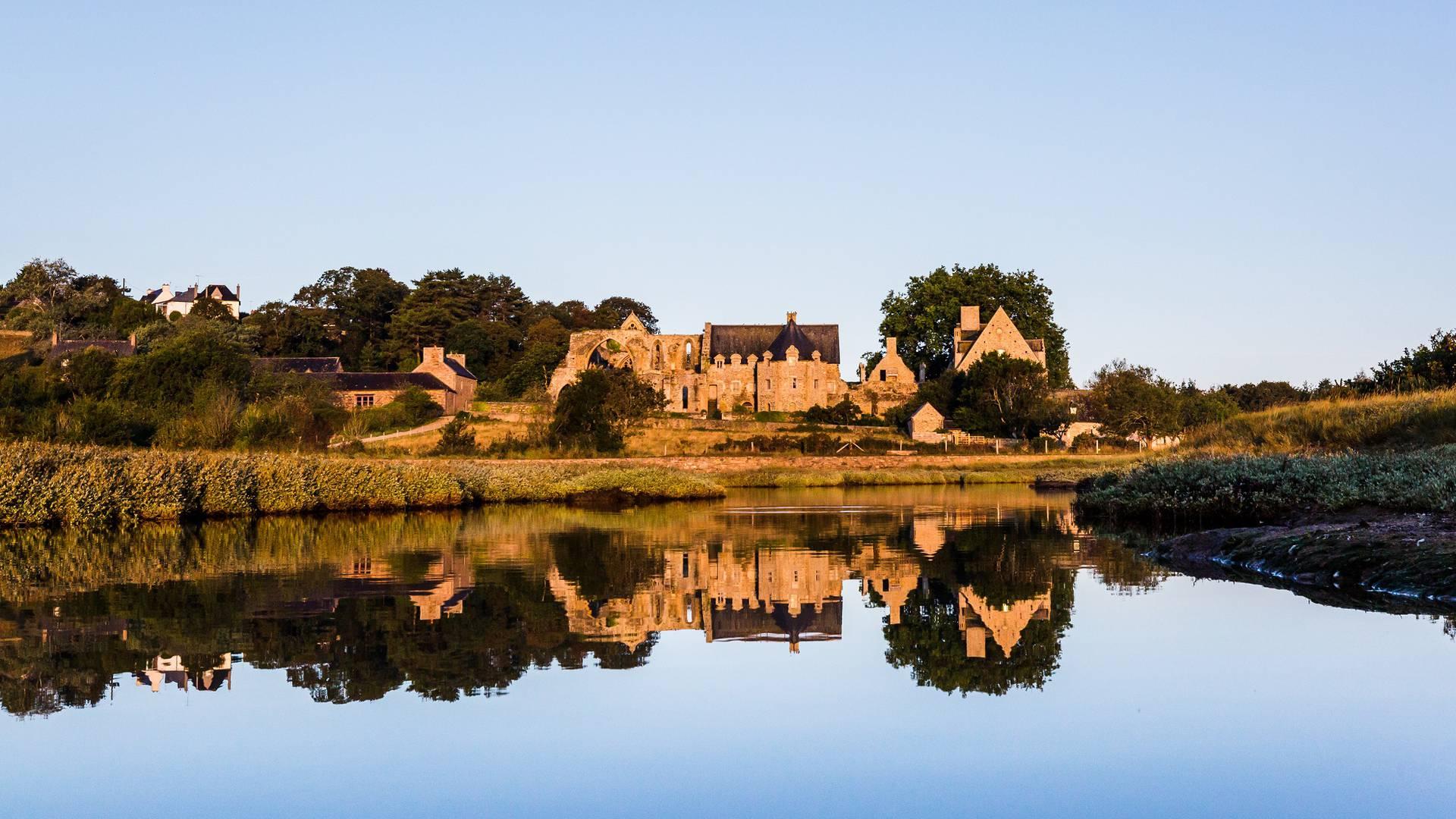 Abbaye de Beauport - ©L'oeil de Paco