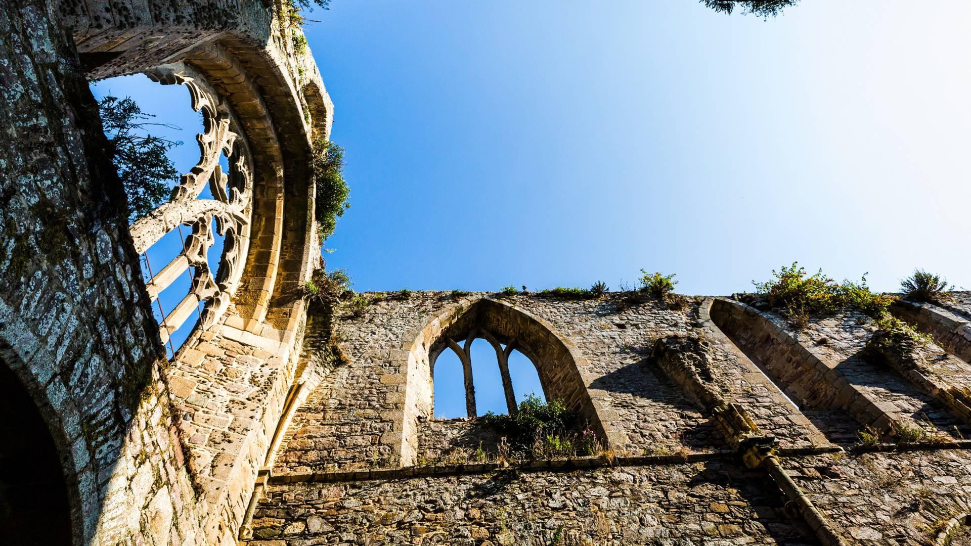Abbaye de Beauport l'Oeil de Paco