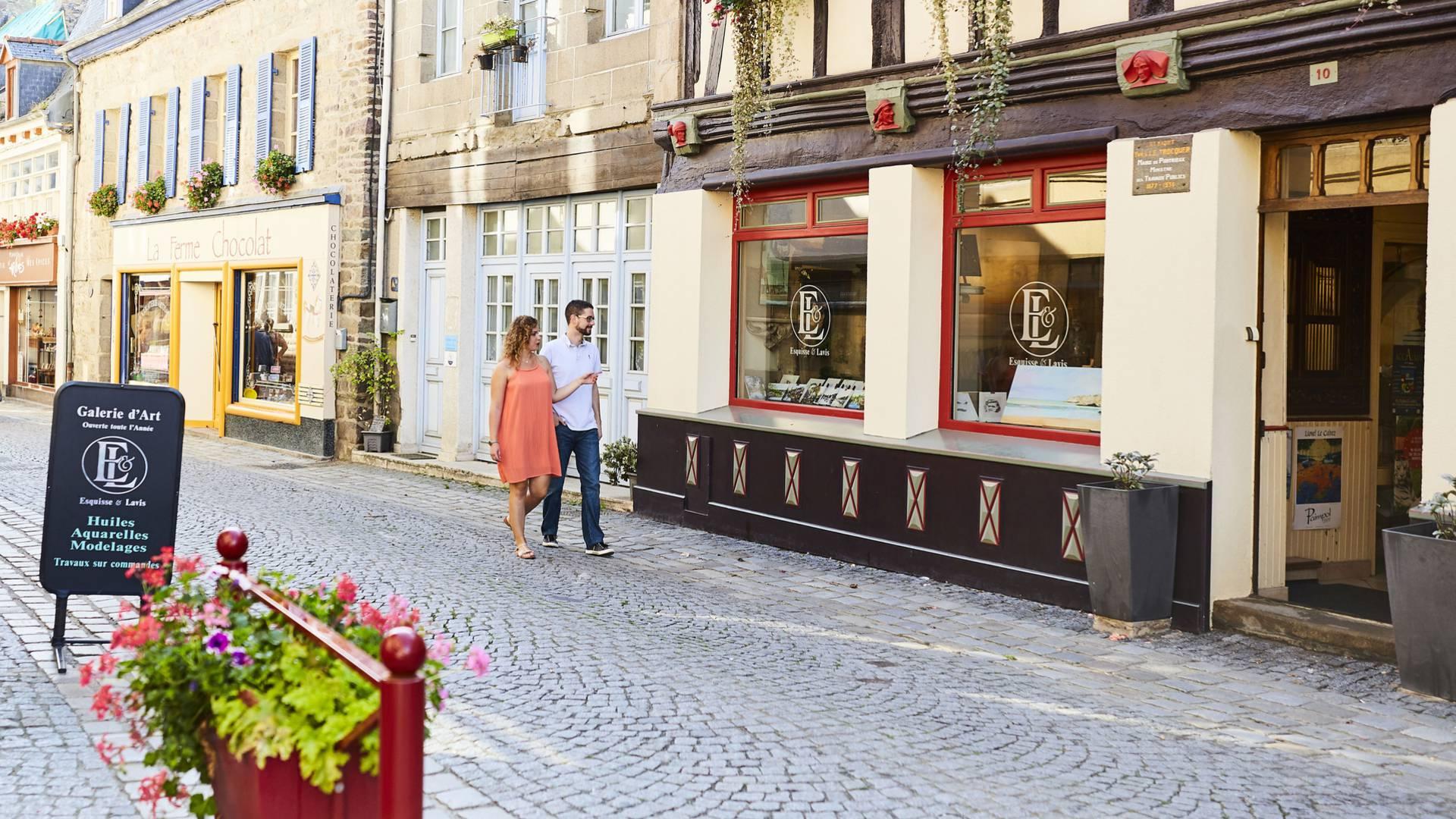 Pontrieux, Petite Cité de Caractère ©Alexandre Lamoureux