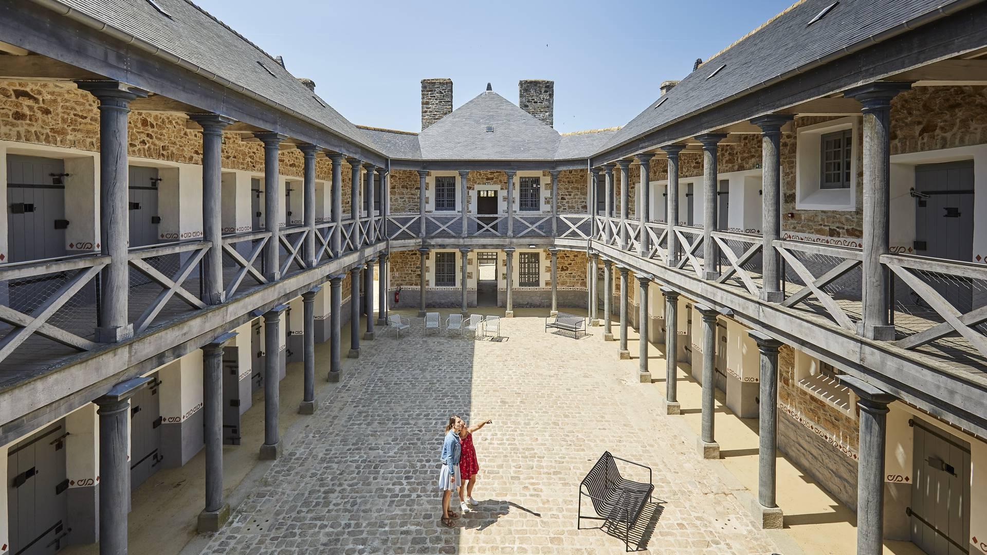 Prison de Guingamp ©A. Lamoureux