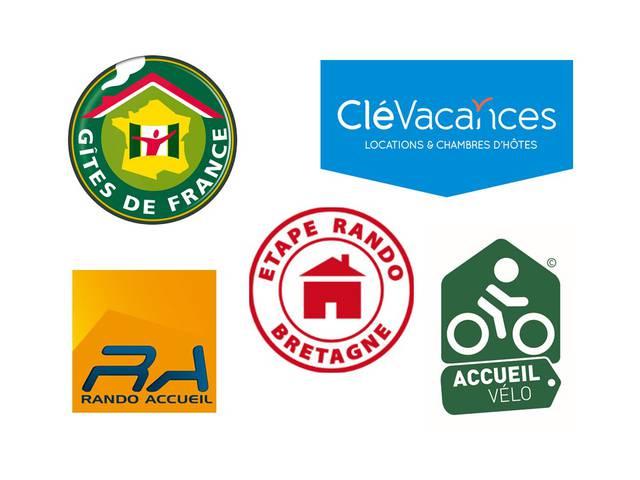 Les labels sur la destination Guingamp - Baie de Paimpol