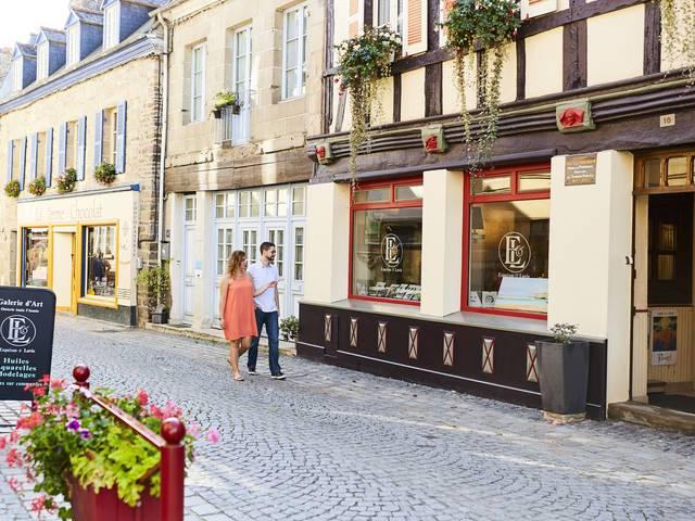 Pontrieux, Petite Cité de Cractère ©Alexandre Lamoureux