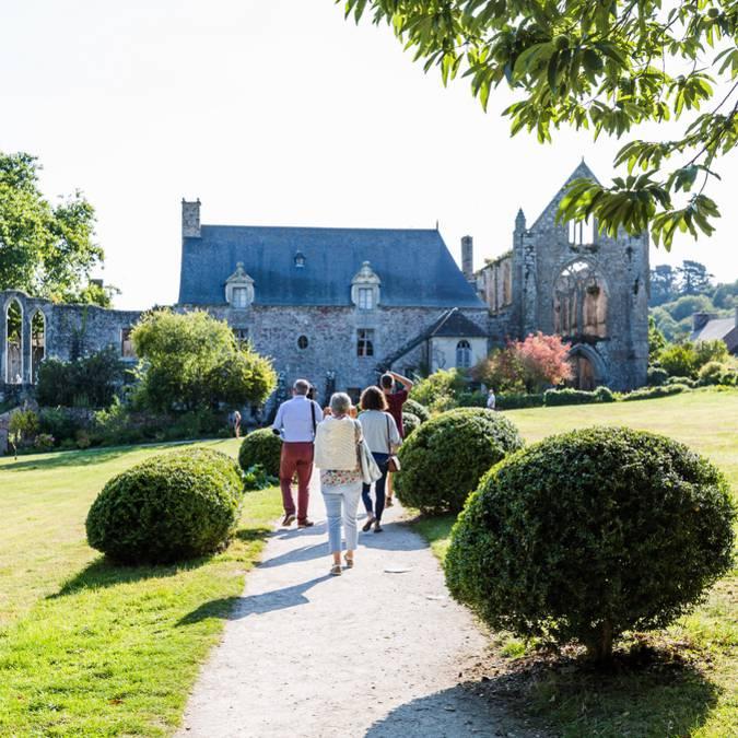 Abbaye de Beauport à Paimpol ©L'Oeil de Paco