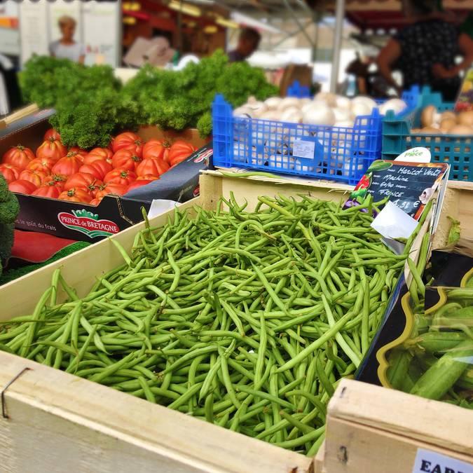 Flâner sur les marchés de Guingamp-Baie de Paimpol ©Grosse Marie-Laura